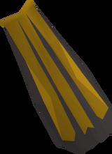 Graceful cape (Lovakengj) detail