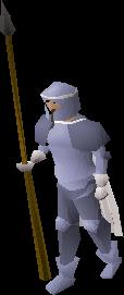 Legends guard