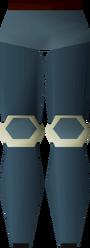 Saradomin platelegs detail