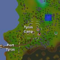 00.00N 07.13W map