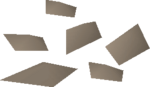 Rune shards detail