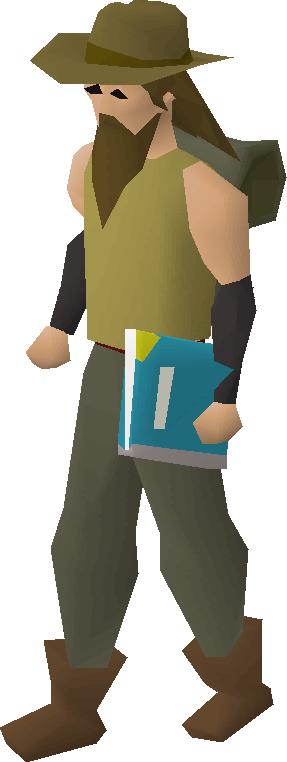 Crazy archaeologist | Old School RuneScape Wiki | FANDOM