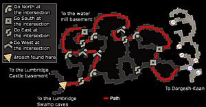 Dorgeshuun Tunnels