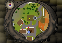 Draynor Village Agility Course Map