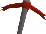 Dragon pickaxe