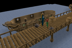 Veos in Port Sarim
