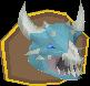 Vorkath's head (mounted) chathead