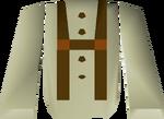 Lederhosen top detail