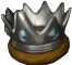 Player moderator silver crown