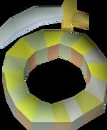 Warrior ring detail