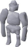 Rock golem (silver) pet