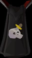 Slayer cape detail