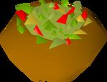 Veg ball detail