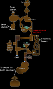 Edgeville Dungeon map