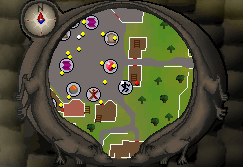 Ardougne Agility Course Map