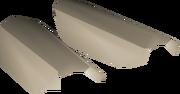 Bandos bracers detail