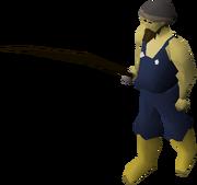 Possessed Fisherman