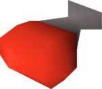 Fire orb detail