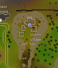 Goblin Village map
