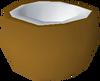Half coconut detail