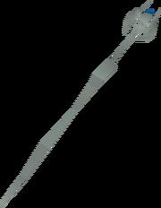 Rod of ivandis detail