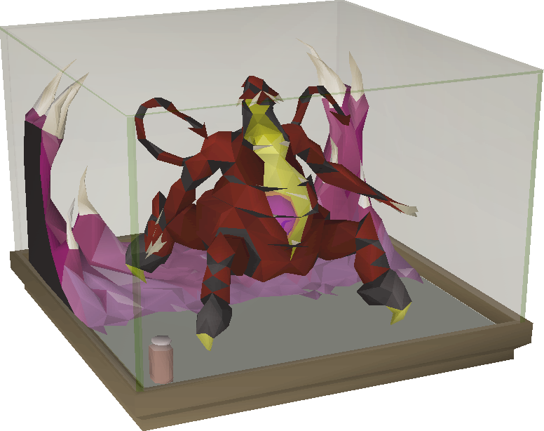 image abyssal sire display png old school runescape wiki
