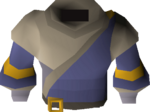 Ancestral robe top detail