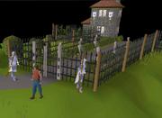 Entrance of Legends' Guild