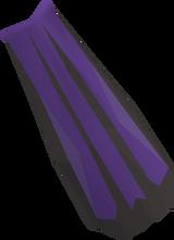 Graceful cape (Arceuus) detail