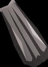 Graceful cape (Kourend) detail