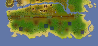 Totem Locations OSRS