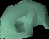 Large enriched bone detail