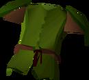 Rangers' tunic detail