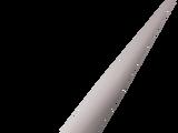 Blurite sword