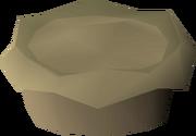 Wild pie detail