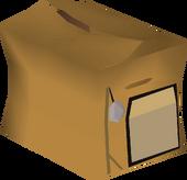 Box trap pack detail