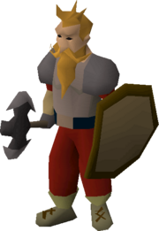 Dwarf (Mining Guild) (no helmet)