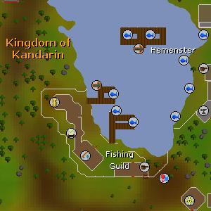 Fishing Guild | Old School RuneScape Wiki | FANDOM powered by Wikia