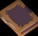 Slashed book detail