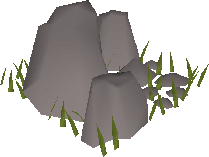 Decorative rock | Old School RuneScape Wiki | FANDOM powered