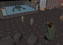 Dragon Slayer II - Zorgoth appears