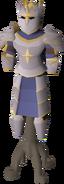 Justiciar Armour - B