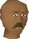 Guard (Desert Mining Camp) (bald) chathead