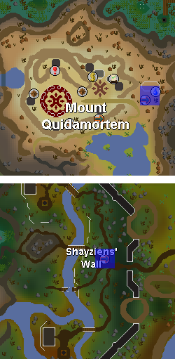 Mountain Guide location