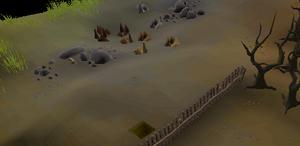 Piscatoris mine