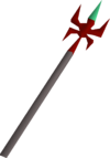 Dragon spear(kp) detail