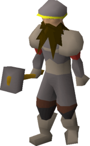 Dwarf (Mining Guild)