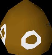Fluffy easter egg detail
