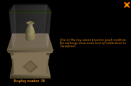 Varrock Museum display 38