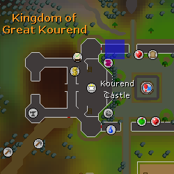 Gang meeting - Other - Kourend Castle